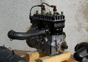 ROTAX 462