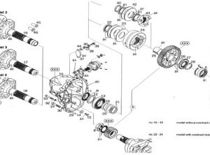 ROTAX 9 SERIES GEARBOX PARTS