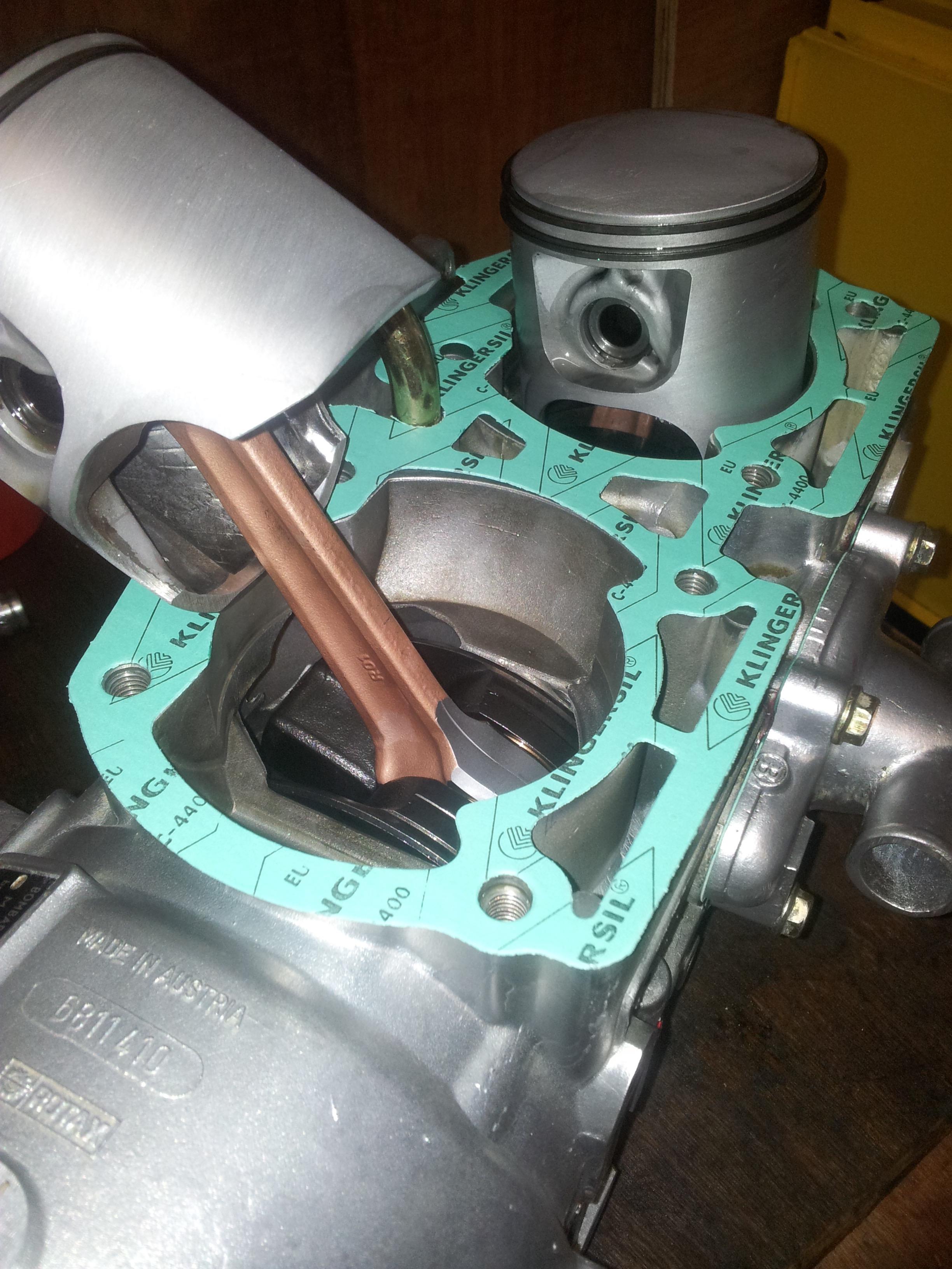 Rotax 2 stroke service, repair, overhaul & troubleshooting