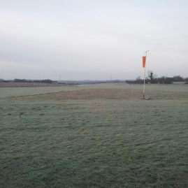 Nice fresh morning at Carr
