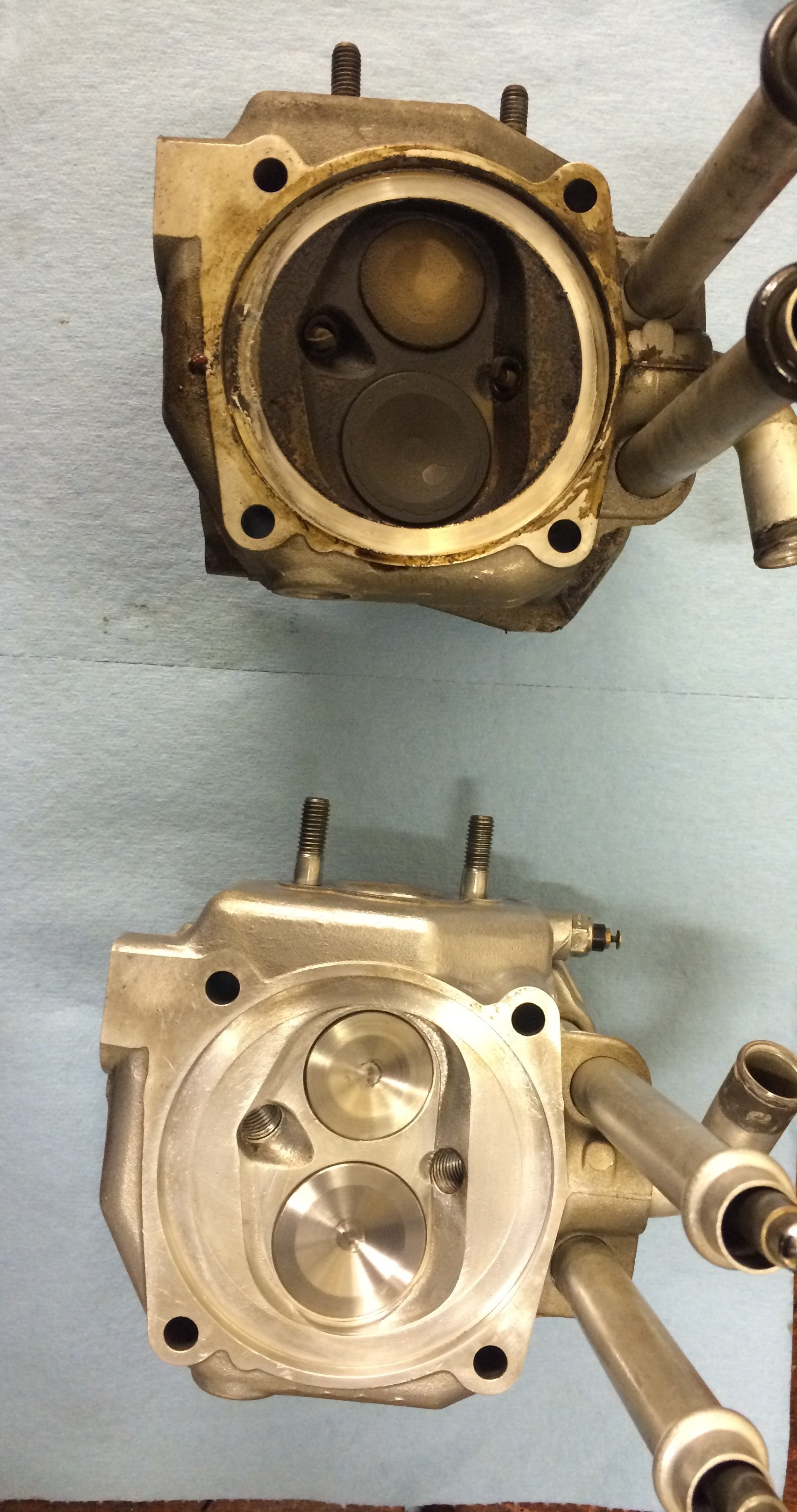 Eccleston Aviation - Rotax 912 series engine servicing