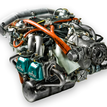 Rotax 912 S / ULS (100hp)