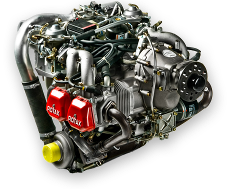 Rotax Aircraft Engines - Eccleston Aviation