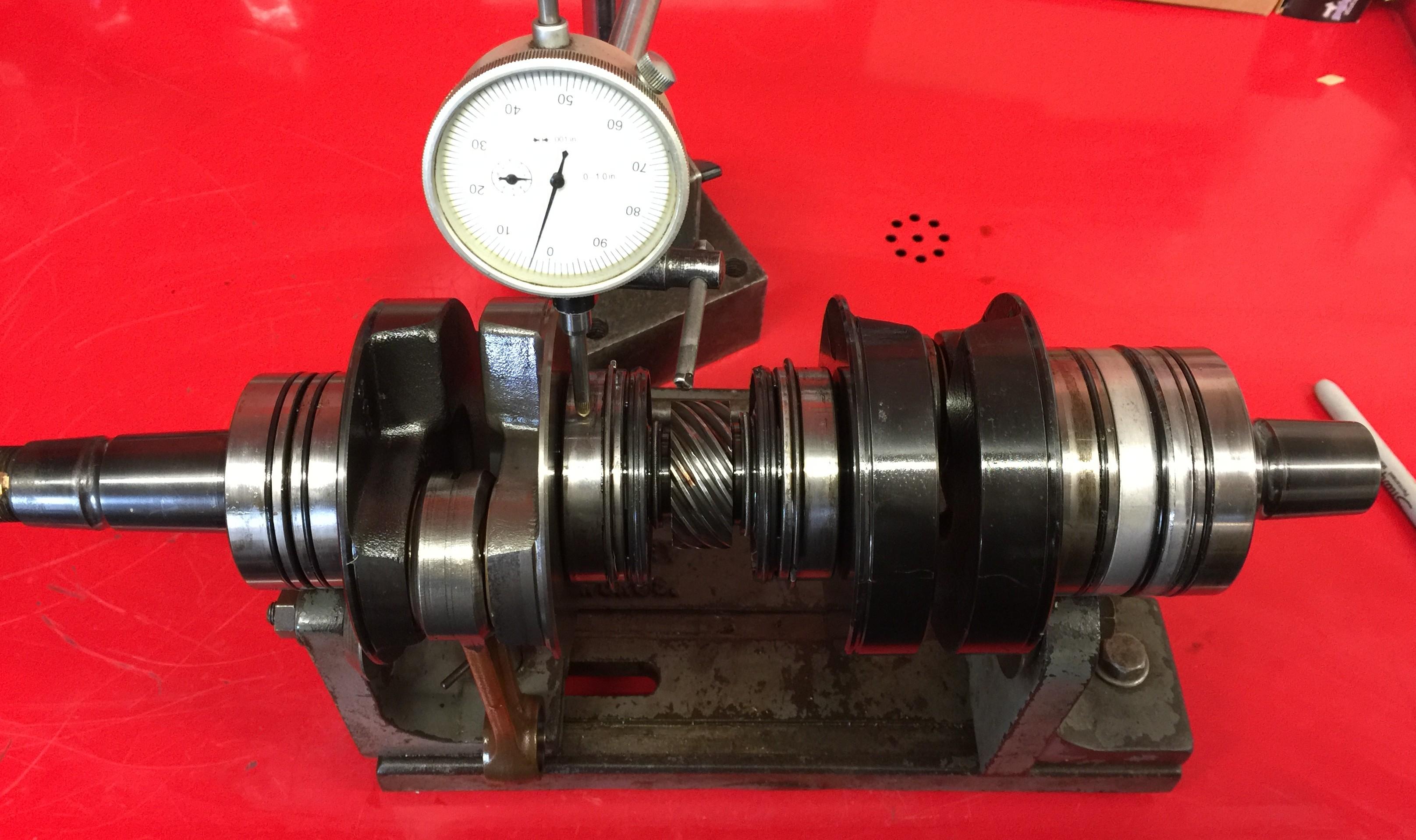 Rotax 582 cylinder Crack
