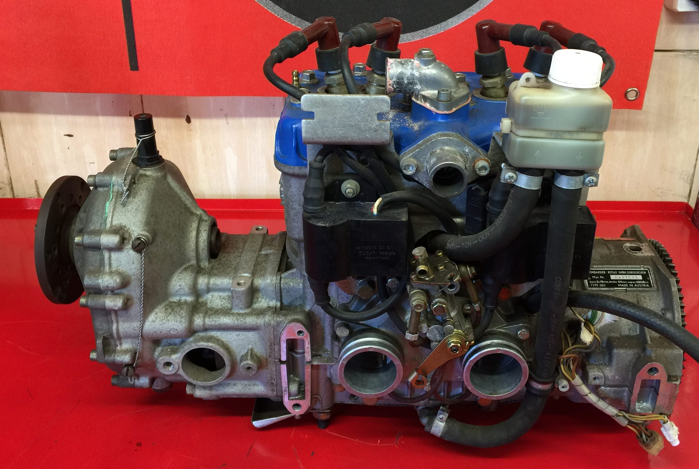 ROTAX 2 STROKE REPAIR & OVERHAUL - Eccleston Aviation