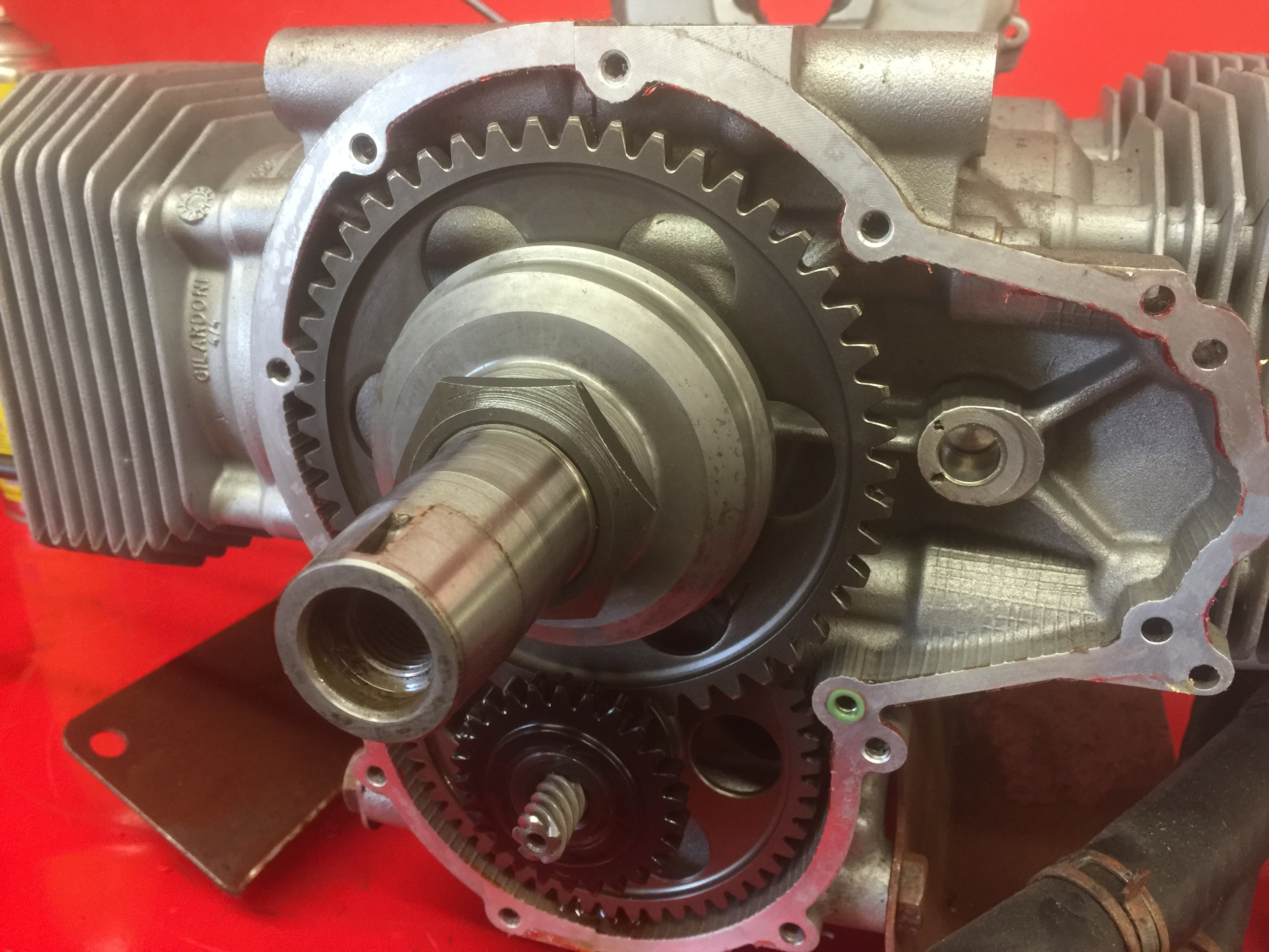 WRG-1635] Rotax 912 Engine Diagram