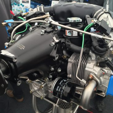 Rotax 915is Gearbox