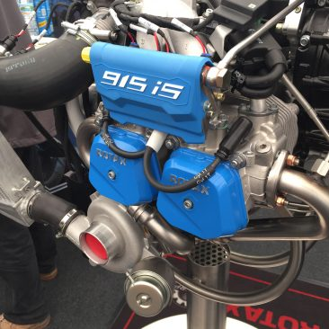 Rotax 915is Injection System