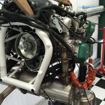 ROTAX 912IS STATOR CHANGE