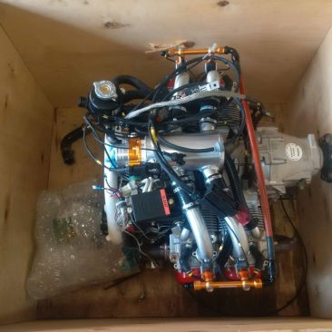 Crate New Engine